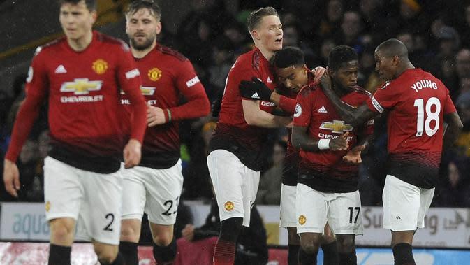 10. Manchester United - 646 juta euro. (AP/Rui Vieira)