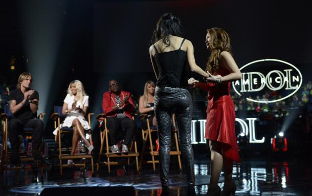 'American Idol' Vegas Rounds, Part 1: Girls' Night Out