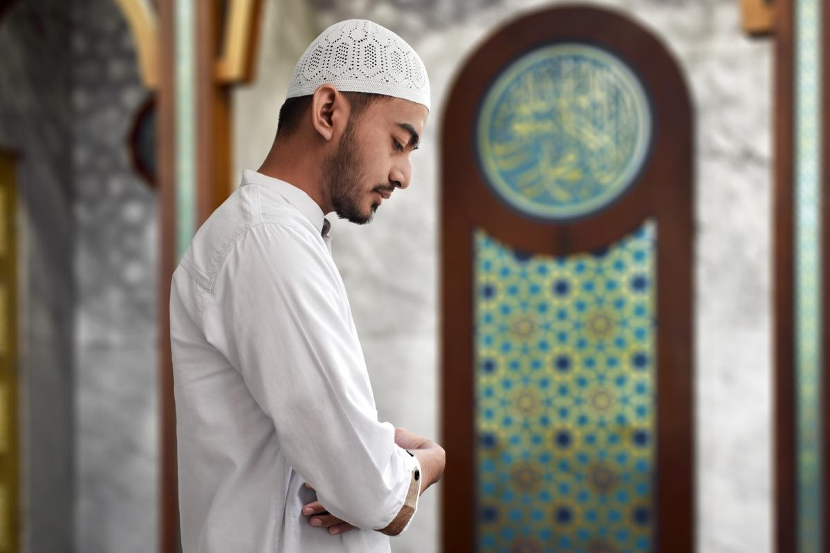 "Ramadan is about encouraging pious behavior and devoting oneself to concentrated worship. That means excesses, like having sex and smoking, are discouraged. In fact, Muslims believe both the repercussions of sins and the value of good acts are multiplied during the holy days. And if you want to do a little good, check out <a href=""https://bestlifeonline.com/free-acts-of-kindness/?utm_source=yahoo-news&utm_medium=feed&utm_campaign=yahoo-feed"" target=""_blank"">33 Little Acts of Kindness You Can Do That Are Totally Free</a>."