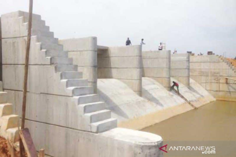 Pembangunan bendungan di ibu kota baru negara telan dana Rp800 miliar
