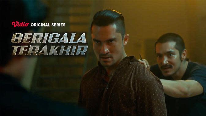 Serial Serigala Terakhir tayang perdana di Vidio 25 September 2020. (Sumber: Vidio)