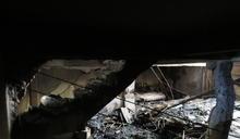 台中氣爆波及嚴重 受害人唉嘆:好像遇到恐攻