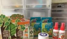 【育兒好物】市售六款嬰幼兒驅蚊產品整理