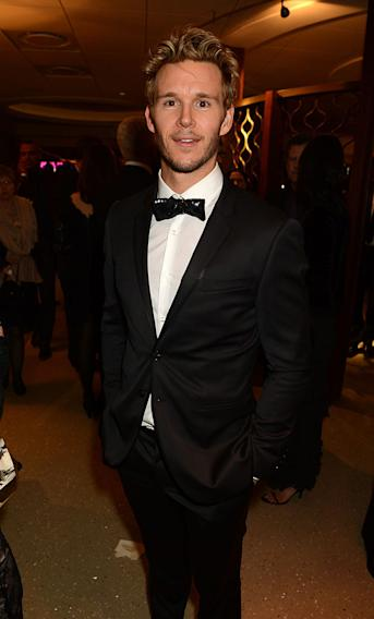 HBO's Official Golden Globe Awards After Party - Inside: Ryan Kwanten