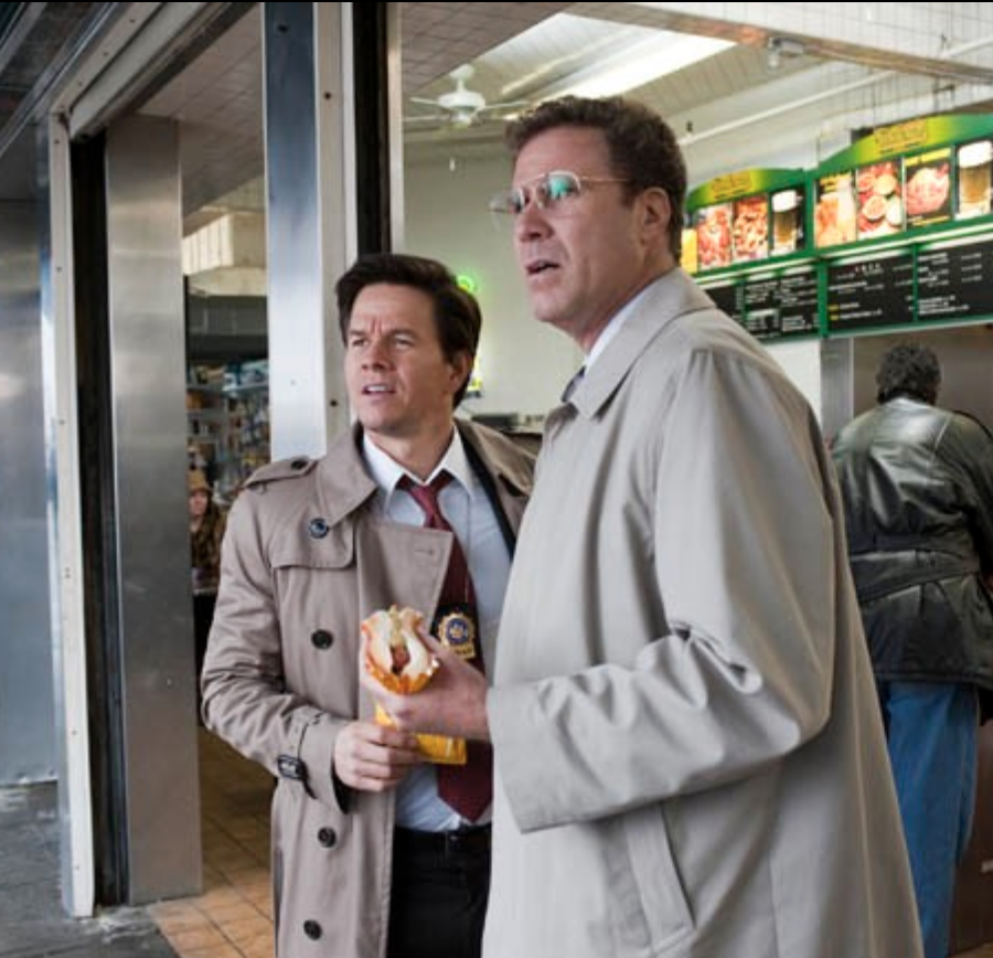 """<p>The buddy cop tale is a well-worn trope in the comedy repertoire, but few can execute it as well as Will Ferrell and Mark Wahlberg. As New York cops suddenly thrust from desk work and donuts into white-collar crime after the death of their fellow officers, they have to learn how to play in the big leagues—fast. </p><p><a class=""""body-btn-link"""" href=""""https://www.netflix.com/title/70127228"""" target=""""_blank"""">STREAM NOW</a></p>"""