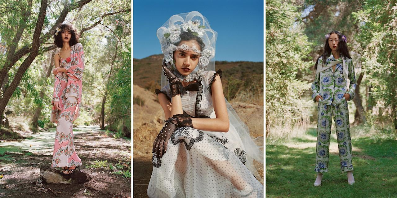 <p>NYC is the city of dreams, and the first one out of the gate for Fashion Month. See what the city's designers have to offer for Spring 2021 with the five best looks from each standout collection.</p>