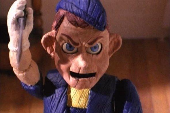 Creepy Movie Dolls - Pinocchio