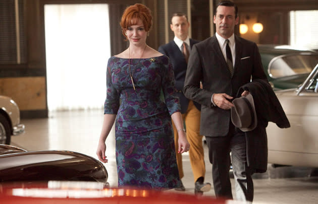 "Jaguar's ""Mad Men"" role provokes surprise, reluctant applause from company"