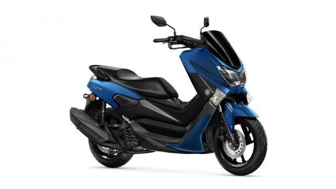 Yamaha Perkenalkan NMax 155 Baru Buatan Pulogadung