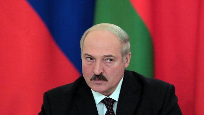 Alexander Lukashenko, presiden Belarus (Foto: Ozy.com)