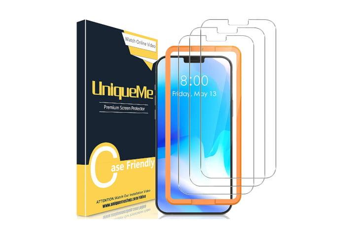UniqueMe Screen Protector for iPhone 12 Pro