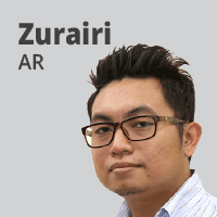 Zurairi AR