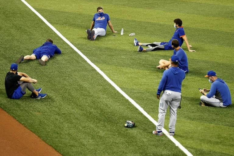 Two Mets games postponed after positive COVID-19 tests