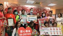 反轉弱勢印象!台南新住民響應聖誕公益義賣