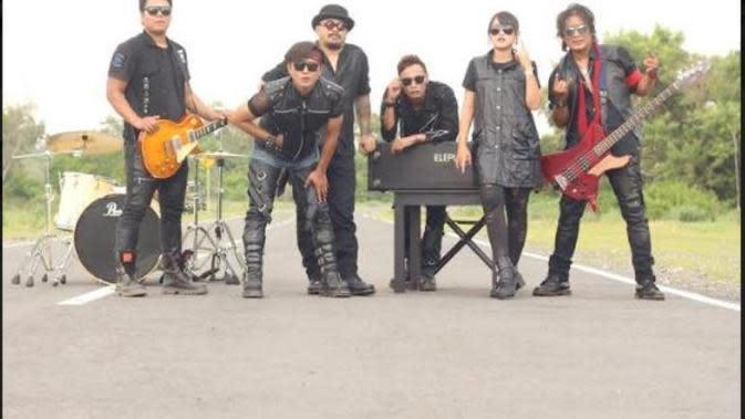 The Flash band (Foto: Istimewa)