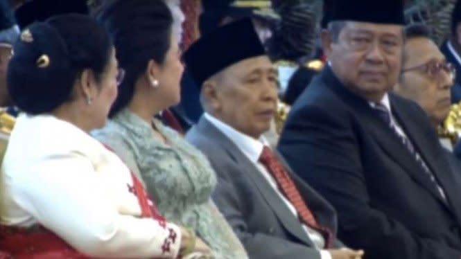 SBY: Megawati Kakak Saya