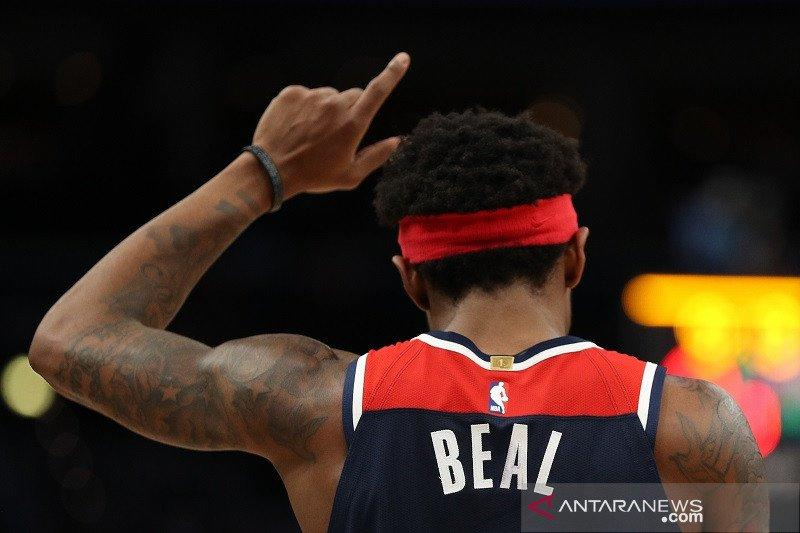 Wizards lanjutkan NBA tanpa Bradley Beal