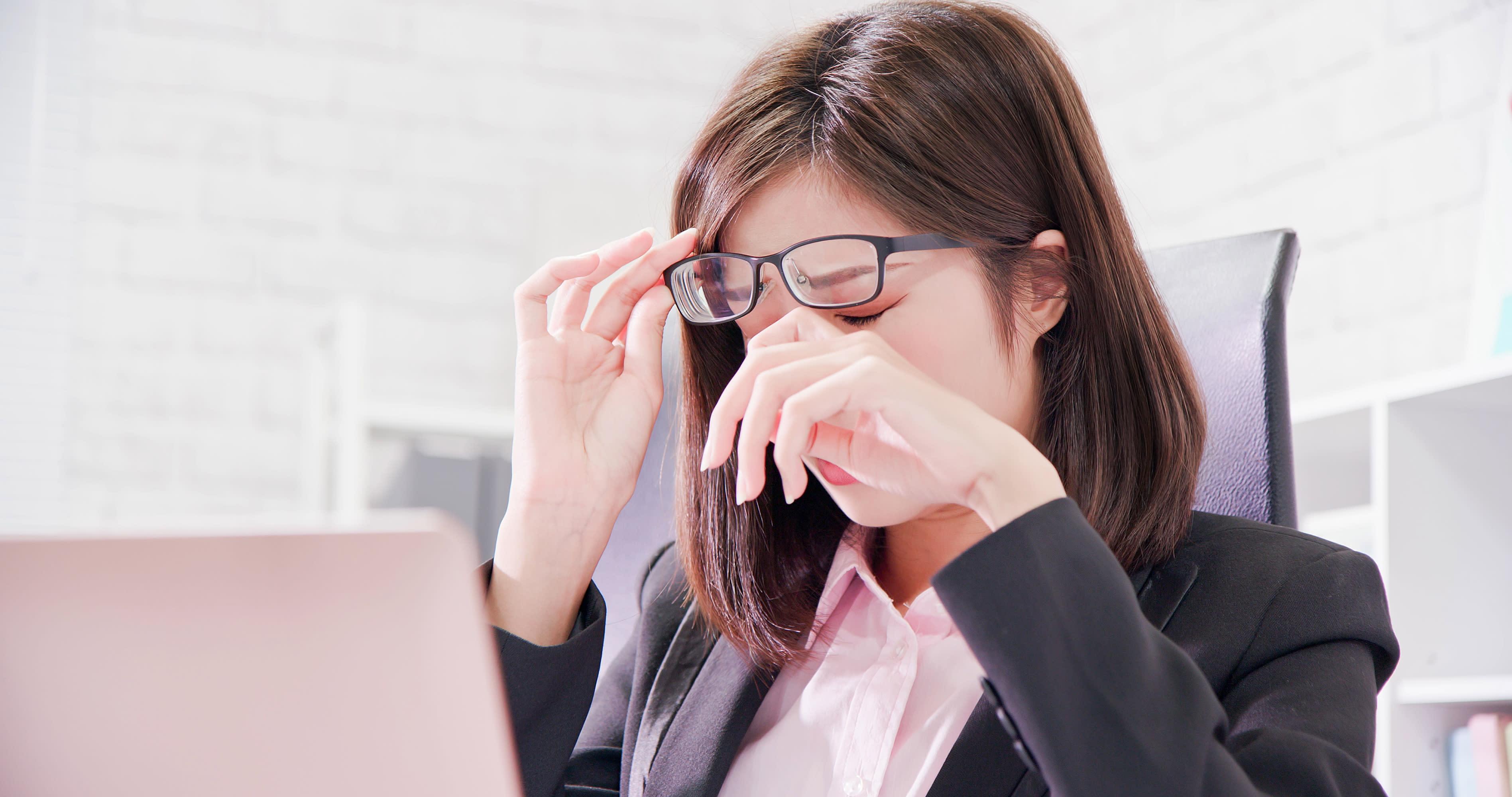 防疫期WFH眼睛不過勞 眼科醫師說這3點要注意