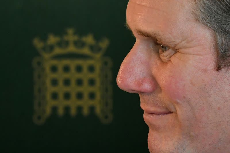 "UK Labour leader Starmer urges voters to ""take another look"" at his party"
