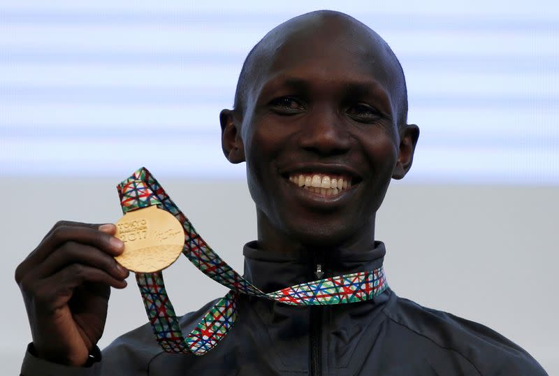 Athletics: Four-year ban for Kipsang after giving fake-photo evidence for missed test