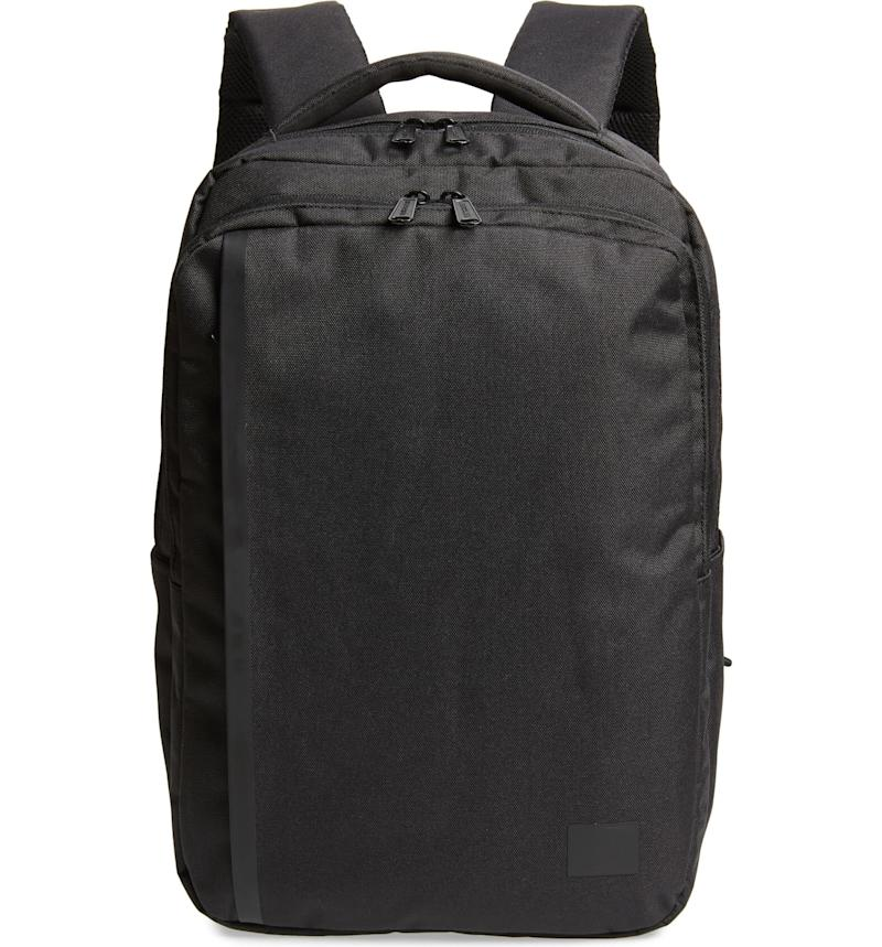 Herschel Supply Co. Travel Daypack. Image via Nordstrom.