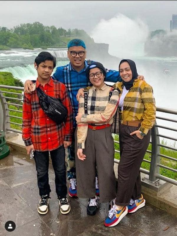 Keluarga Uya Kuya/Instagram