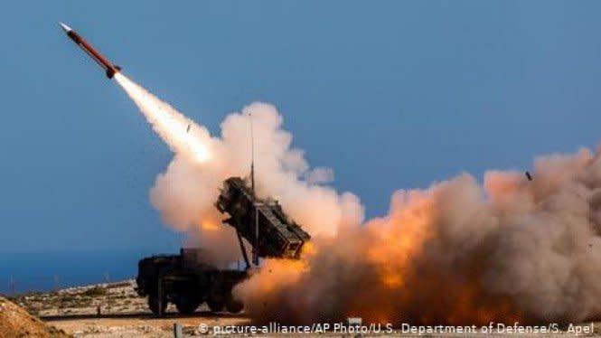Tekan China, AS Jual Persenjataan Utama ke Taiwan
