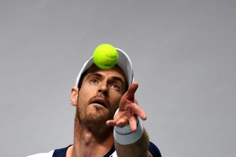 Andy Murray masuk babak utama Western & Southern Open