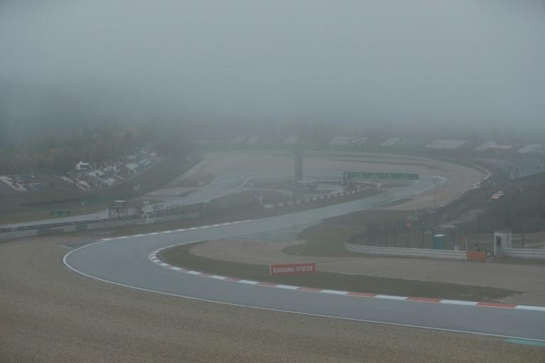 Fog wipes out Eifel Grand Prix practice sessions