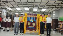 中山女排勇奪隊史HVL冠軍盃 師生夾道慶祝