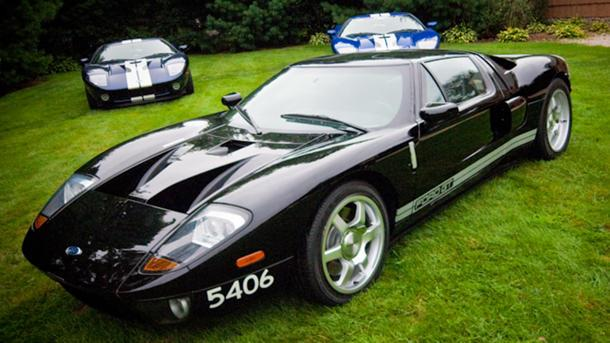 Why the first Ford GT prototype lives in a Long Island garage