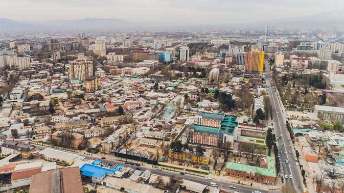 Tajikistan. (Sumber: fair obsever)