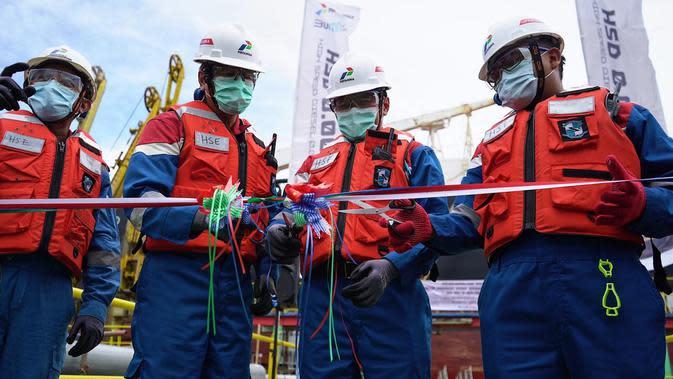 Jawab Tantangan Pasar, Pertamina Berhasil Ekspor Perdana HSD 0.005-%S Senilai USD 9.5 Juta