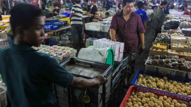 768 Pedagang Pasar di Indonesia Terjangkit Corona, 32 Meninggal