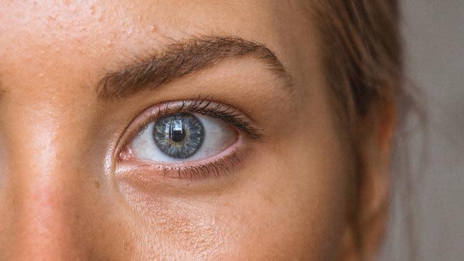 Ilsutrasi pori-pori wajah | unsplash.com