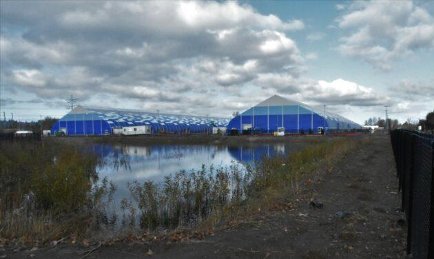 Blue Origin buildings