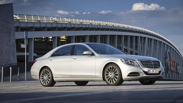 2014 Mercedes-Benz S550, your self-driving luxury suite awaits: Motoramic Drives