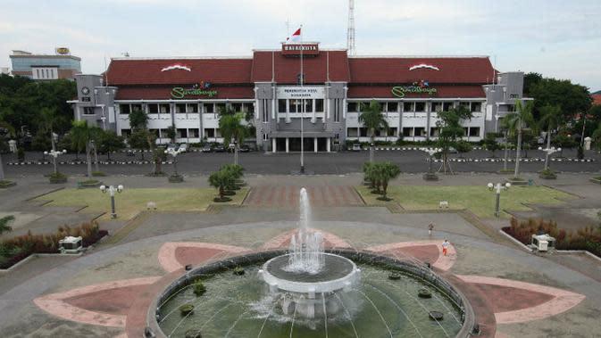 6 Fakta Permakanan di Surabaya Selama Pandemi