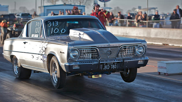The Barracuda catches a little air: Flickr photo of the day