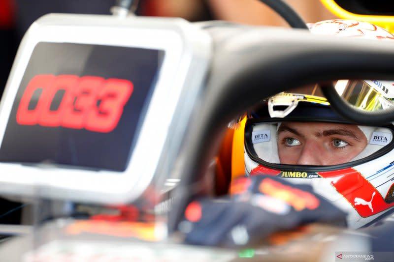 Red Bull dilarang telat panas jika ingin juara, kata Verstappen