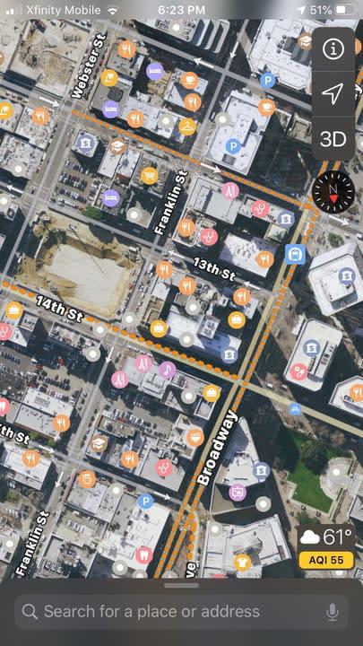 apple maps vs google applemaps4