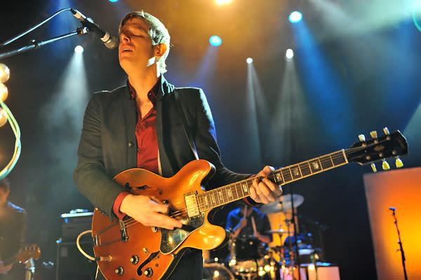 Spoon's Britt Daniel Forms New Band, Divine Fits