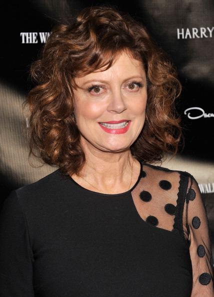 Susan Sarandon recalls 'disgusting' casting couch incident