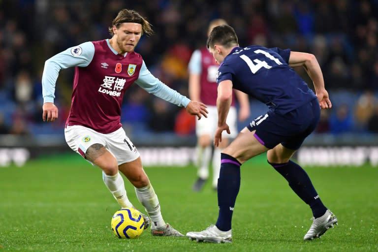 Newcastle sign ex-Burnley midfielder Hendrick