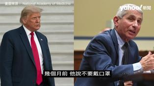 抱怨防疫專家佛奇「災難」、「白痴」川普電話罵人音檔曝光