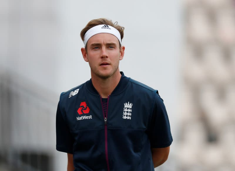 Broad 'nowhere near done' despite omission, says Stokes