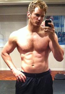 What Abs? Rob Lowe's Plot to Make 'Parks and Rec' Co-star Chris Pratt, Well, Fat