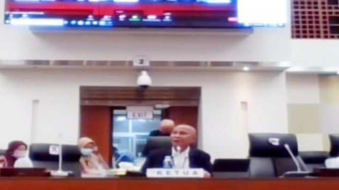 Banggar Sebut Pernyataan Anies Bikin Bursa Saham Rontok Rp300 Triliun