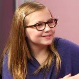 """Bebe Wood on Downton and The New Normal's """"Ridiculously Funny"""" Cast"""