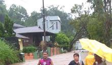印尼北蘇拉威西省水災 (圖)